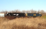 NS 1704 & CSX 8974